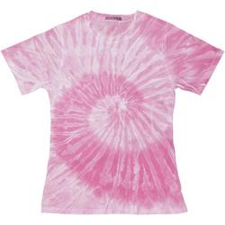 textil Dam T-shirts Colortone TD20M Spindelrosa