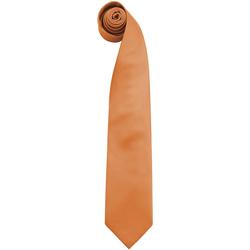 textil Herr Slipsar och accessoarer Premier  Orange