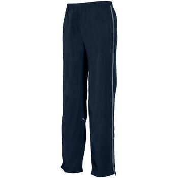 textil Herr Joggingbyxor Tombo Teamsport TL051 Marinblått/marinblått/reflekterande