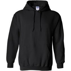 textil Sweatshirts Gildan 18500 Svart