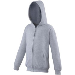 textil Barn Sweatshirts Awdis JH50J Grått