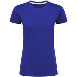 textil Dam T-shirts Sg Perfect Kunglig blå