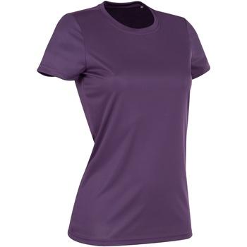 textil Dam T-shirts Stedman  Djupt bär