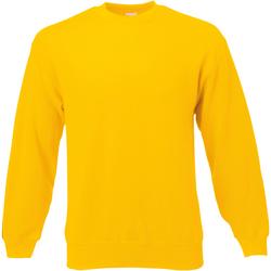 textil Herr Sweatshirts Universal Textiles 62202 Guld