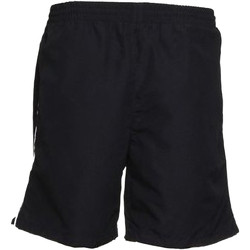 textil Herr Shorts / Bermudas Gamegear KK980 Svart/vit