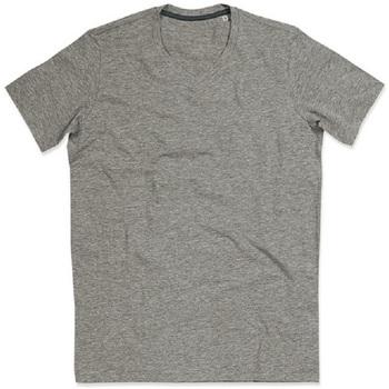 textil Dam T-shirts Stedman Stars Claire Grått