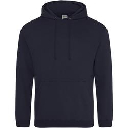textil Sweatshirts Awdis College Nya franska flottan