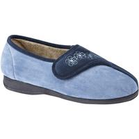 Skor Dam Tofflor Sleepers  NAVY/BLUE