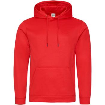textil Sweatshirts Awdis JH006 Eldröd