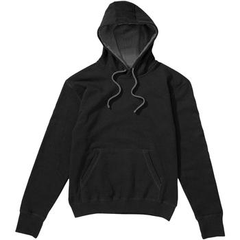 textil Herr Sweatshirts Sg SG24 Svart/grå