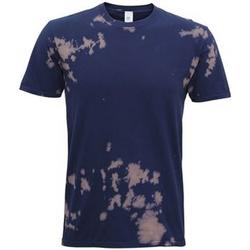 textil T-shirts Colortone TD09M Marinblått