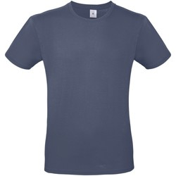 textil Herr T-shirts B And C TU01T Denim