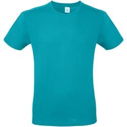textil Herr T-shirts B And C TU01T Riktig turkos
