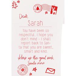textil Barn T-shirts Christmas Shop CS145 Vit