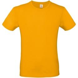 textil Herr T-shirts B And C TU01T Aprikos