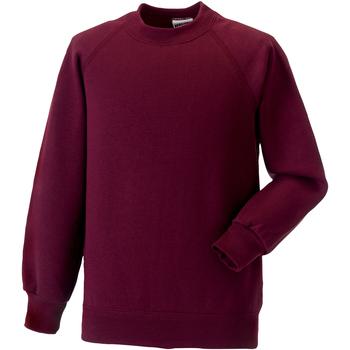 textil Barn Sweatshirts Jerzees Schoolgear 7620B Bourgogne