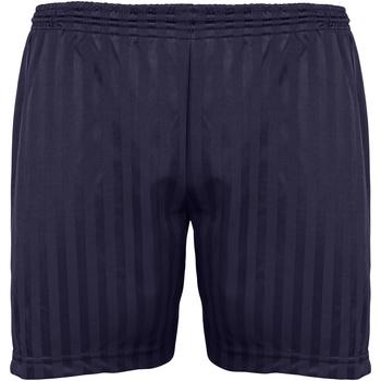 textil Barn Shorts / Bermudas Maddins MD15B Marinblått