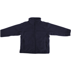 textil Barn Fleecetröja Jerzees Schoolgear 8700B Franska flottan
