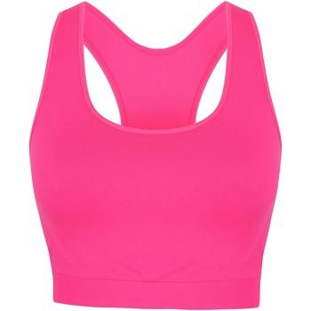 textil Dam Sport-BH Skinni Fit SK235 Neonrosa