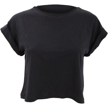 textil Dam T-shirts Mantis M96 Svart