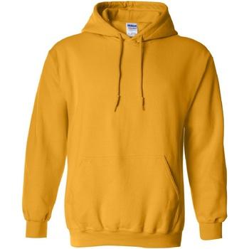textil Sweatshirts Gildan 18500 Guld