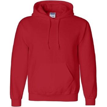 textil Herr Sweatshirts Gildan 12500 Röd