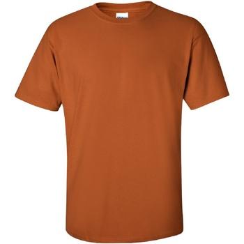 textil Herr T-shirts Gildan Ultra Texas Orange