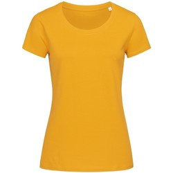 textil Dam T-shirts Stedman Stars  Indian Yellow