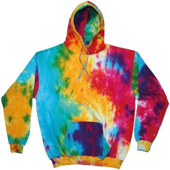 textil Herr Sweatshirts Colortone TD31M Multi Rainbow