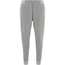 textil Joggingbyxor Comfy Co CC030 Grått