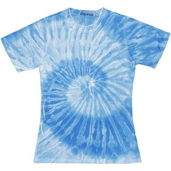 textil Dam T-shirts Colortone TD20M Spindel kunglig