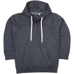 textil Herr Sweatshirts Mantis Superstar Charcoal Grey Melange