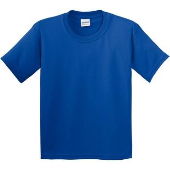 textil Barn T-shirts Gildan 5000B Kungliga