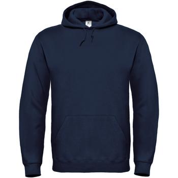 textil Dam Sweatshirts B And C WUI21 Marinblått