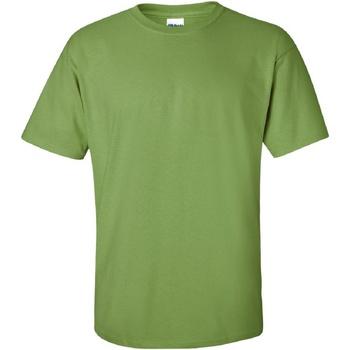 textil Herr T-shirts Gildan Ultra Kiwi