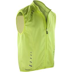 textil Herr Sweatjackets Spiro S259X Neon Lime