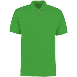 textil Herr Kortärmade pikétröjor Kustom Kit KK400 Irländsk grön