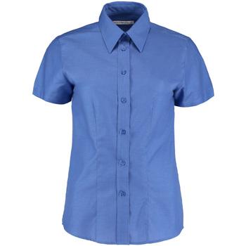 textil Dam Skjortor / Blusar Kustom Kit KK360 Italiensk blå