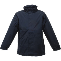 textil Herr Parkas Regatta TRA361 Marinblått