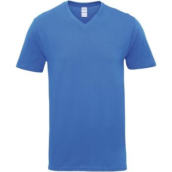 textil Herr T-shirts Gildan GD016 Kungliga