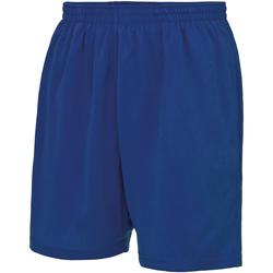 textil Herr Shorts / Bermudas Just Cool JC080 Kunglig blå