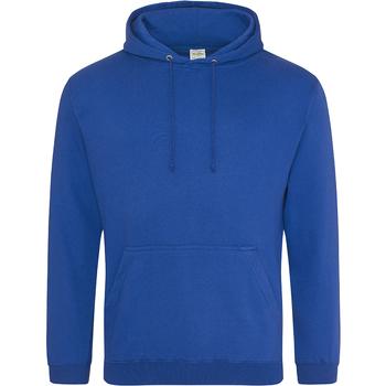 textil Sweatshirts Awdis College Kunglig blå