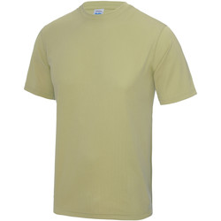 textil Herr T-shirts Awdis JC001 Ökensand