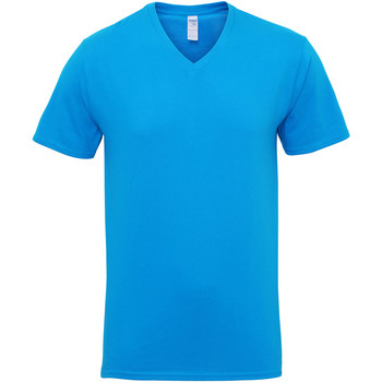 textil Herr T-shirts Gildan 41V00 Safir