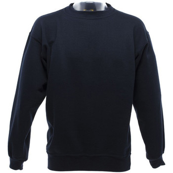 textil Herr Sweatshirts Ultimate Clothing Collection UCC002 Marinblått