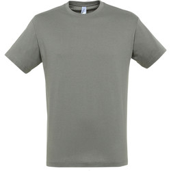 textil Herr T-shirts Sols 11380 Zink