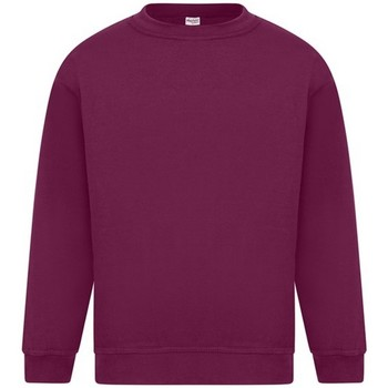 textil Herr Sweatshirts Absolute Apparel Sterling Bourgogne
