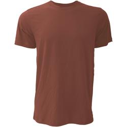 textil Herr T-shirts Bella + Canvas CA3001 Heather Clay