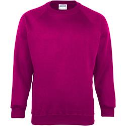 textil Barn Sweatshirts Maddins MD01B Hallon