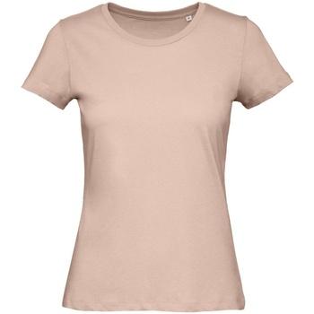 textil Dam T-shirts B And C TW043 Millennial Pink